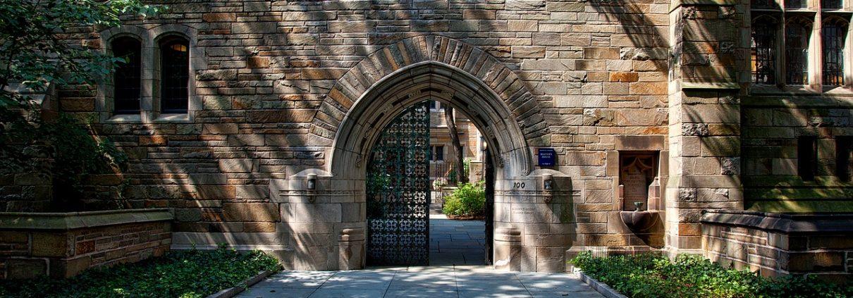 Yale building